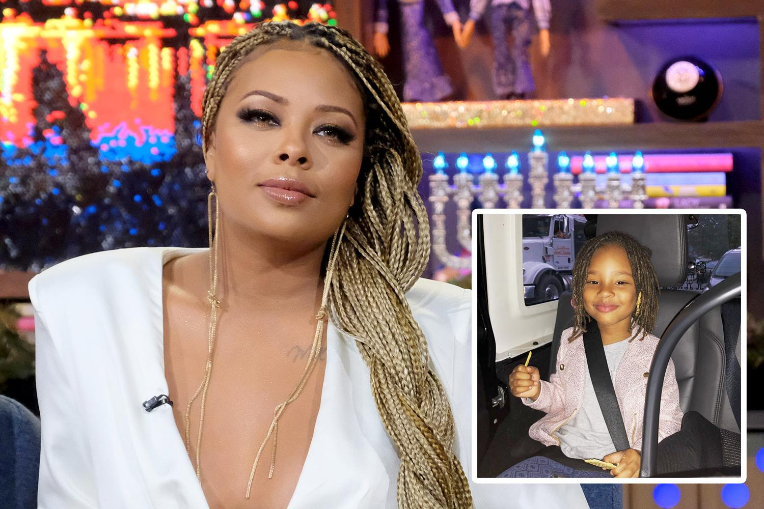 Eva Marcille's Video Of Her Baby Girl, Marley Makes Fans Smile - Watch It Here