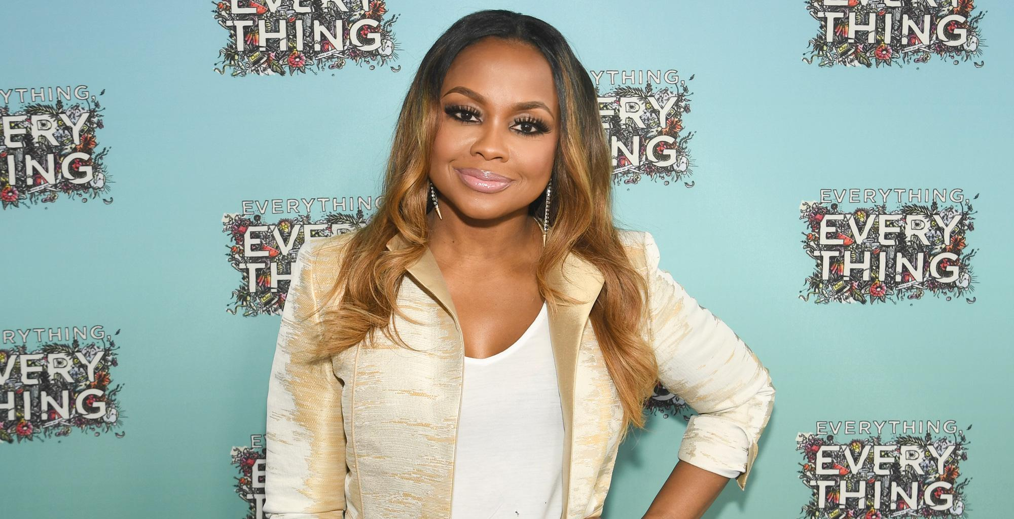 Phaedra Parks Celebrated And Honored The Ancestors Who Fought For Freedom