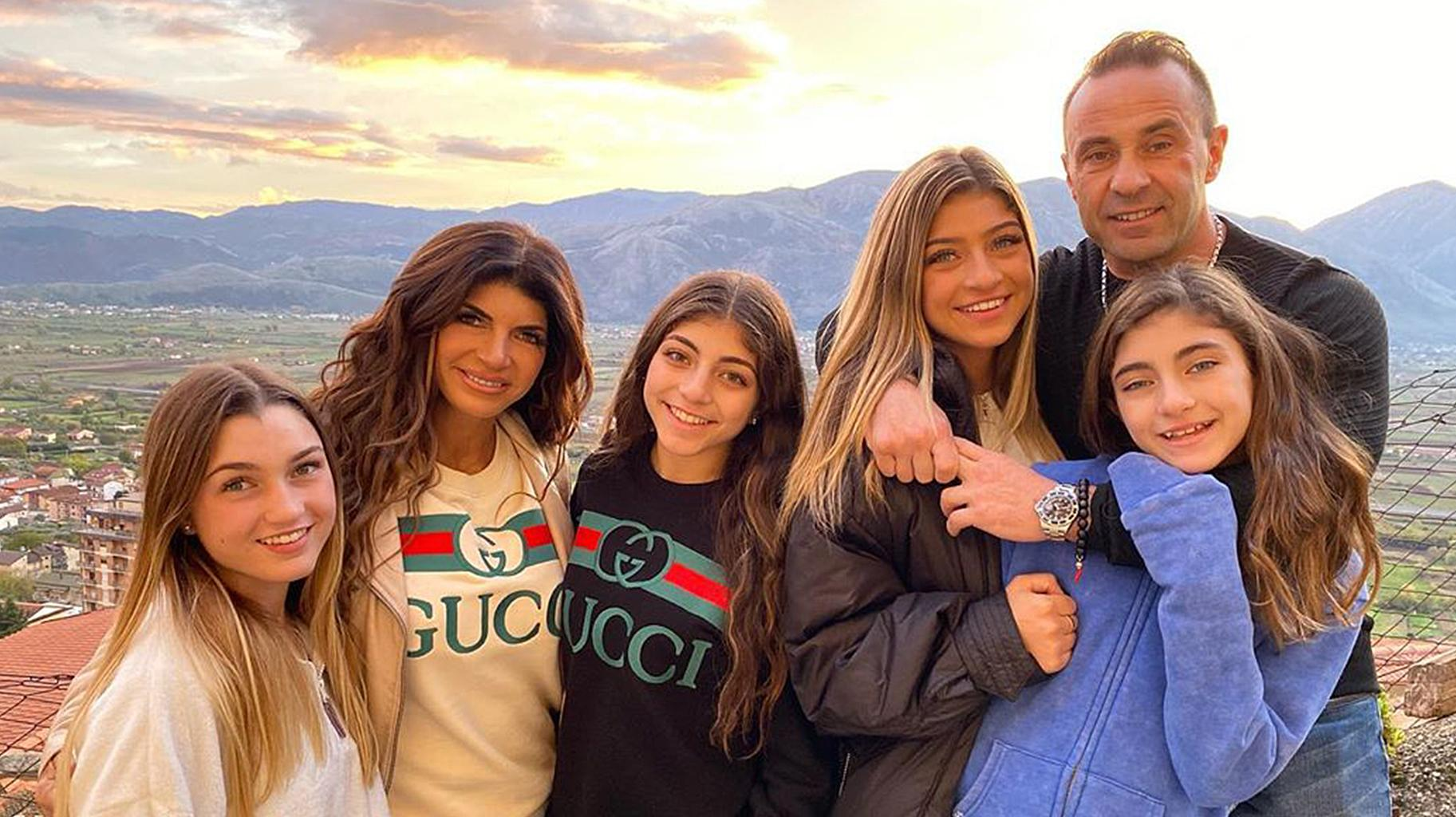 Joe Giudice Fires Back At Troll Calling Him A 'Failed Father' And Predicting His Daughters Will 'End Up On The Pole'