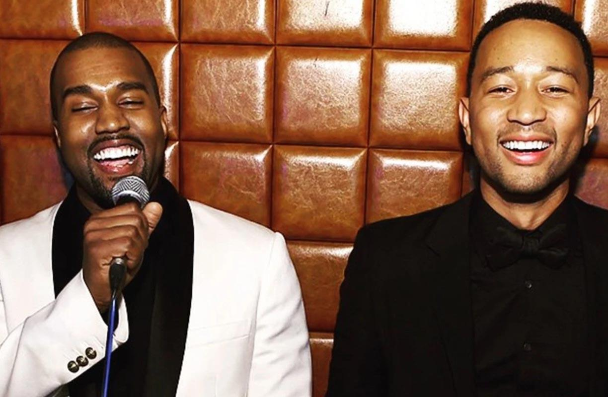 John Legend Updates Fans On His Friendship Status With Kanye West Years After Public Fallout Over The Rapper's Support Of Donald Trump!