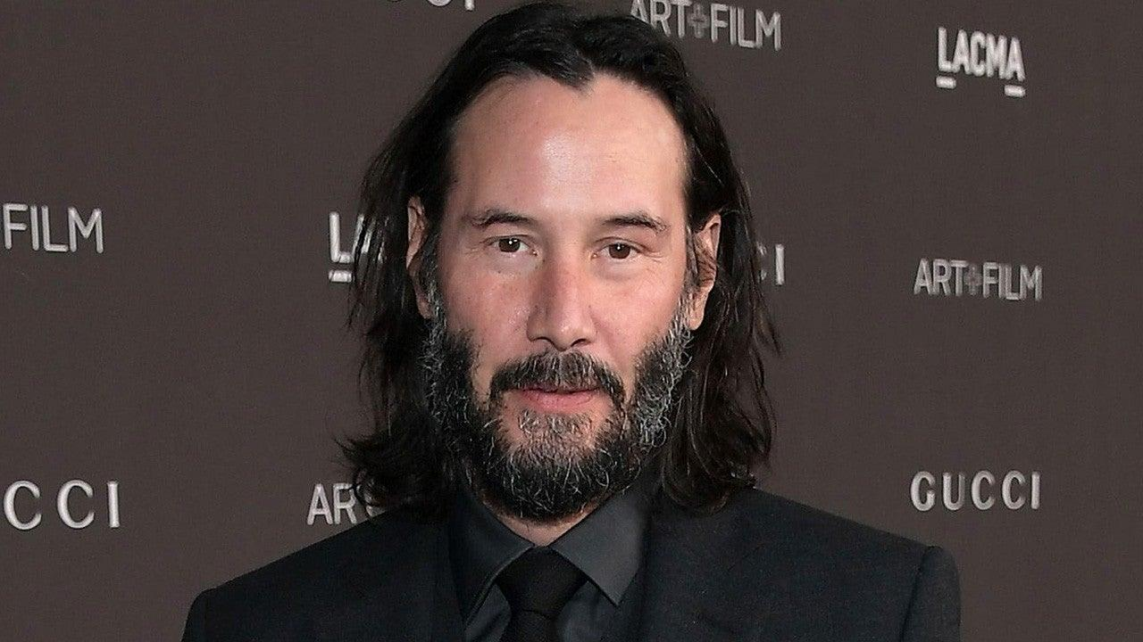 Keanu Reeves Will Have A Zoom Date With The Highest Bidder To This Charity!