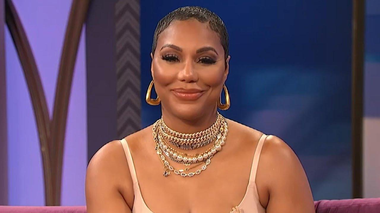 Tamar Braxton Impresses Fans With Her Latest Look - Check Out Her Curly Hair