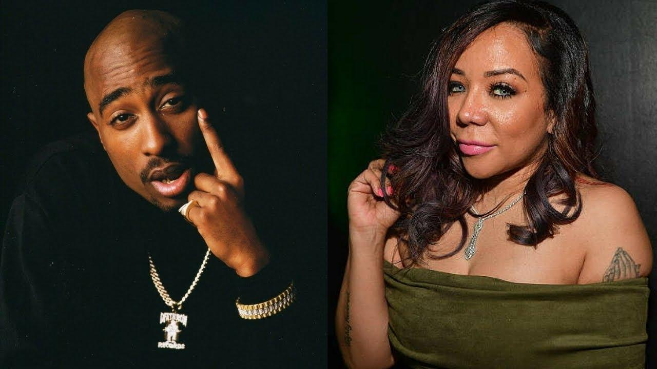 Tiny Harris Shares A Photo From The First Day She Met 2Pac