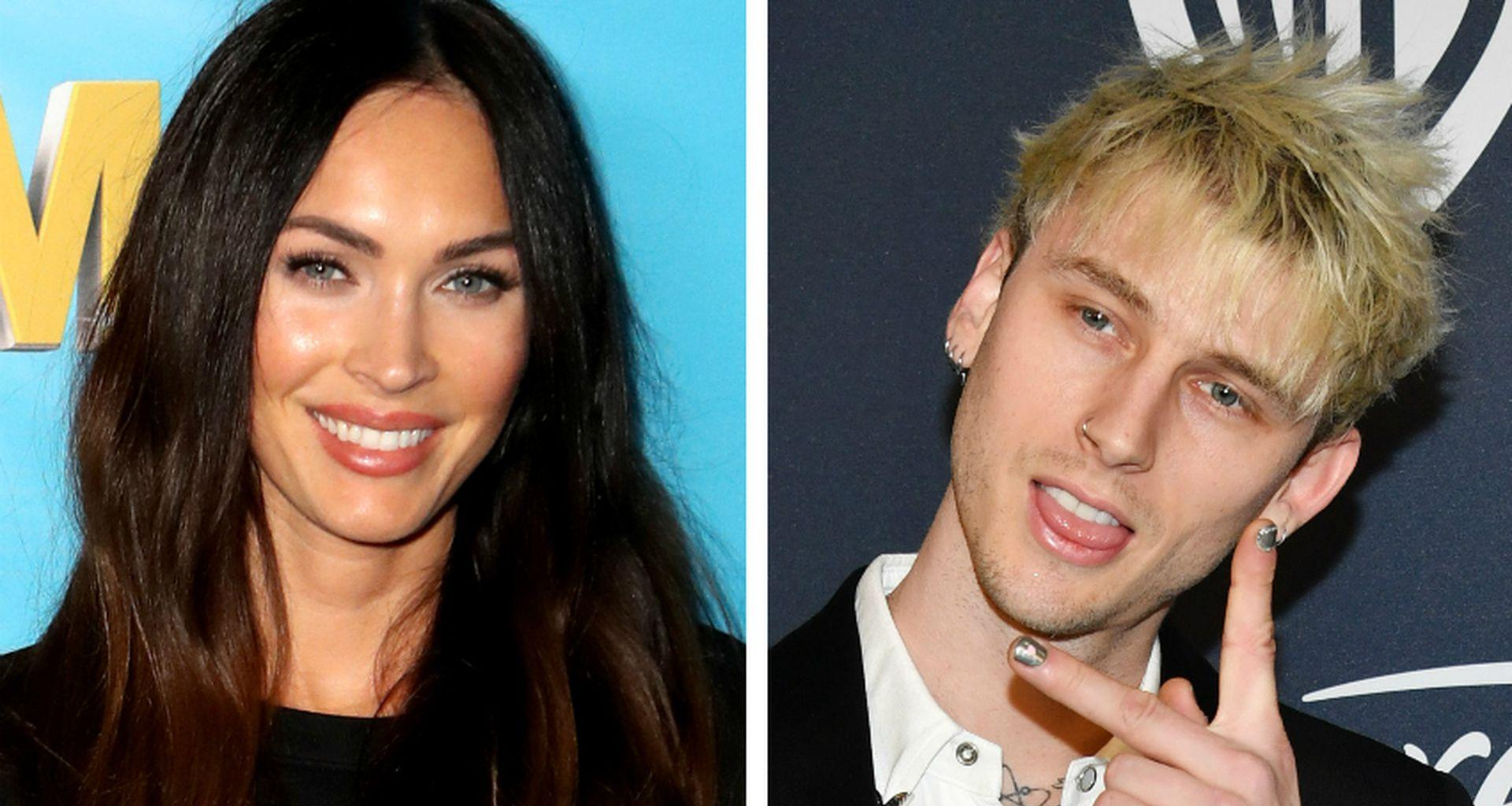 Megan Fox And Machine Gun Kelly - Here's Why They're Not Planning On Meeting Each Other's Kids Anytime Soon!