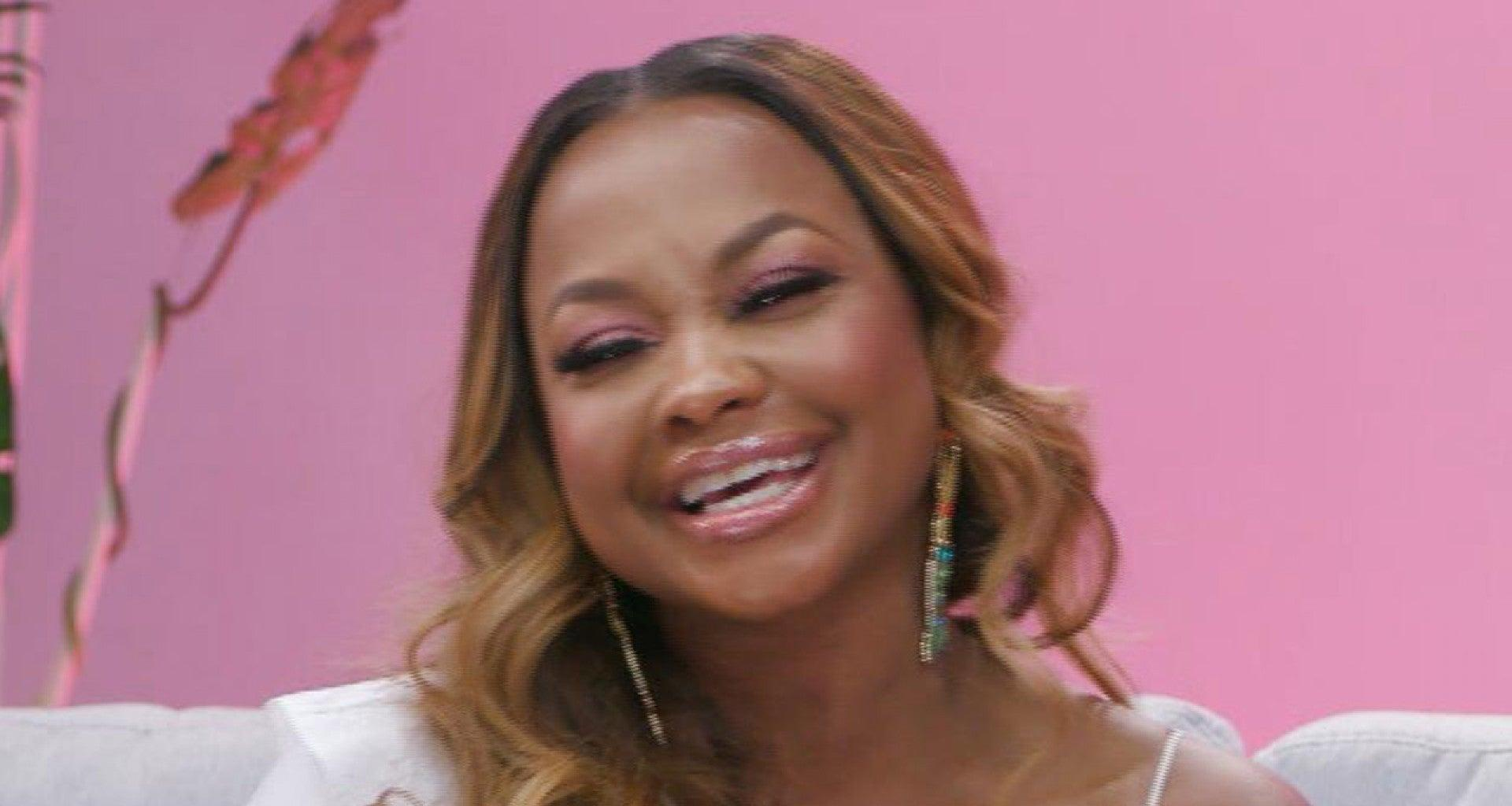 Phaedra Parks Makes Fans Laugh With This Message She Shared On IG