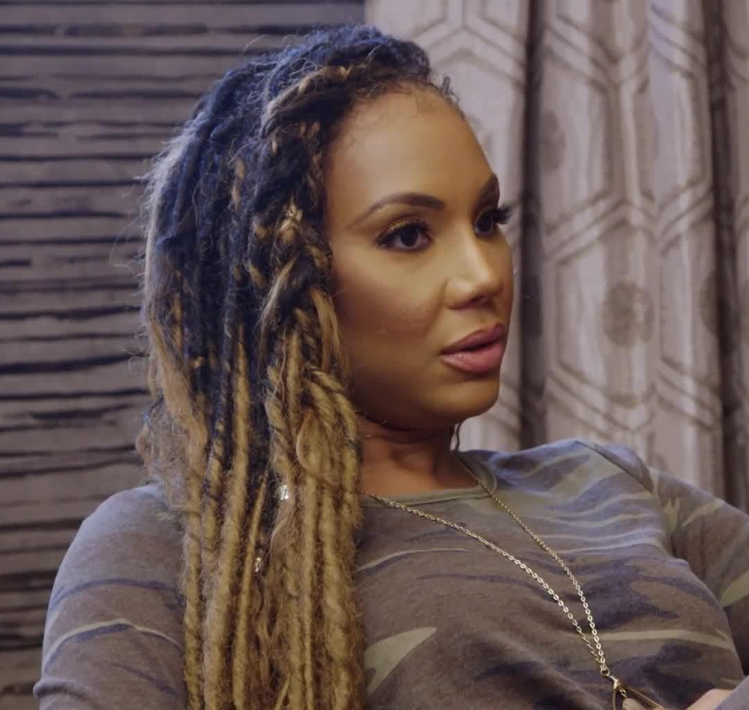 Tamar Braxton Flaunts A New Hairdo And Fans Cannot Have Enough Of Her Look