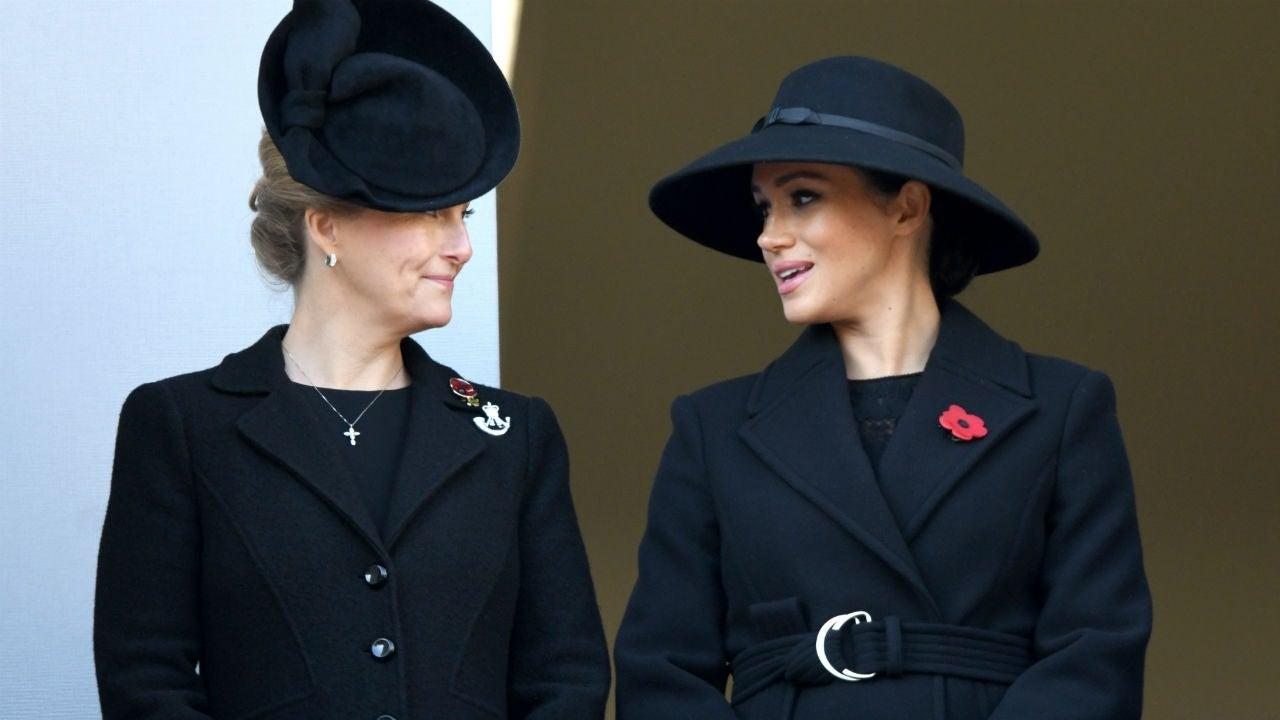 Prince Harry's Aunt, Sophie, Breaks Her Silence On The Couple Leaving The Royal Family - Talks Helping Meghan!