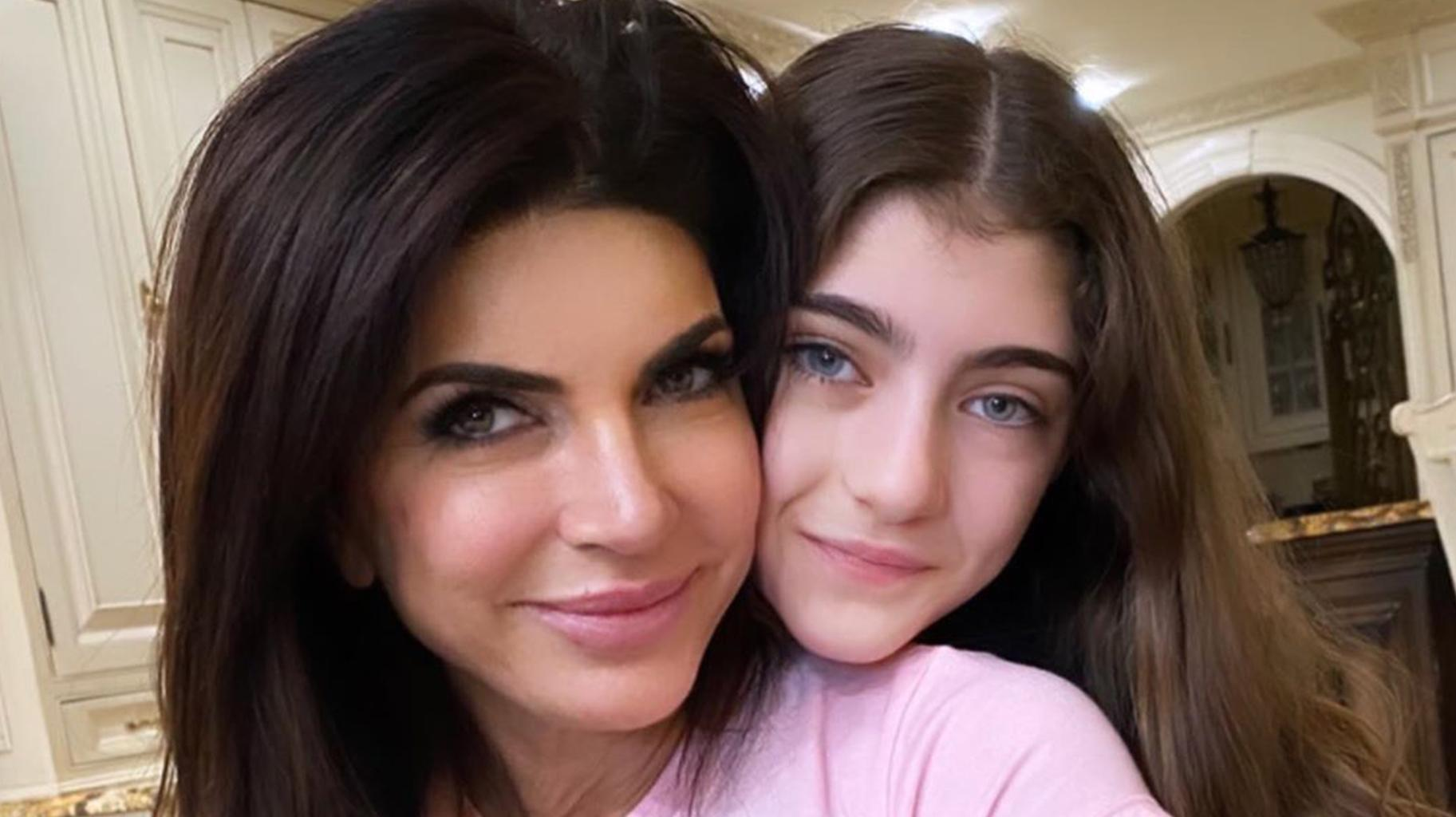 Teresa Giudice's Youngest Daughter Graduates From Grade 5 And She Already Looks So Grown Up - See The Sweet Post!