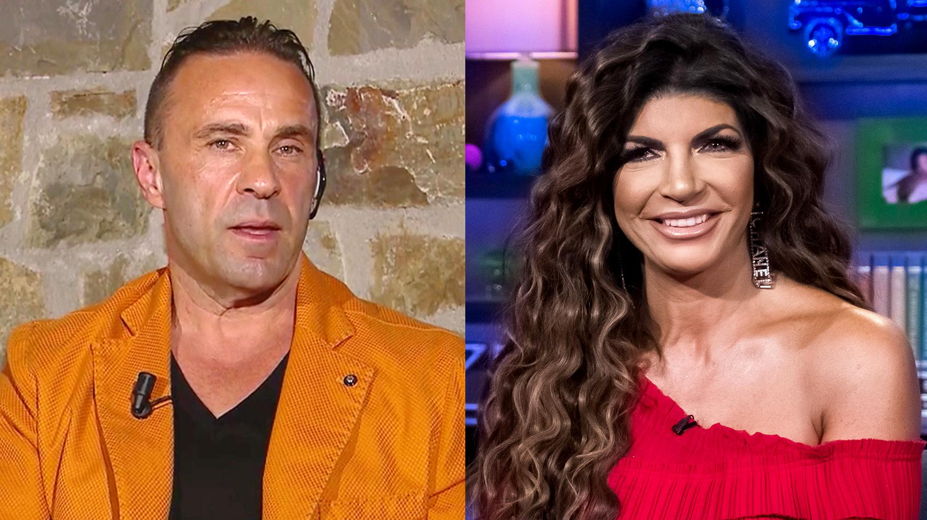 Teresa Giudice Reportedly Not Worried Joe Will Get Hurt In Boxing Match - Here's Why!