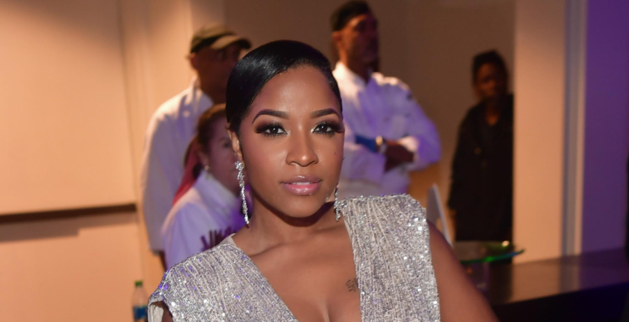 Toya Johnson Shows Love To A Black Boutique Owner