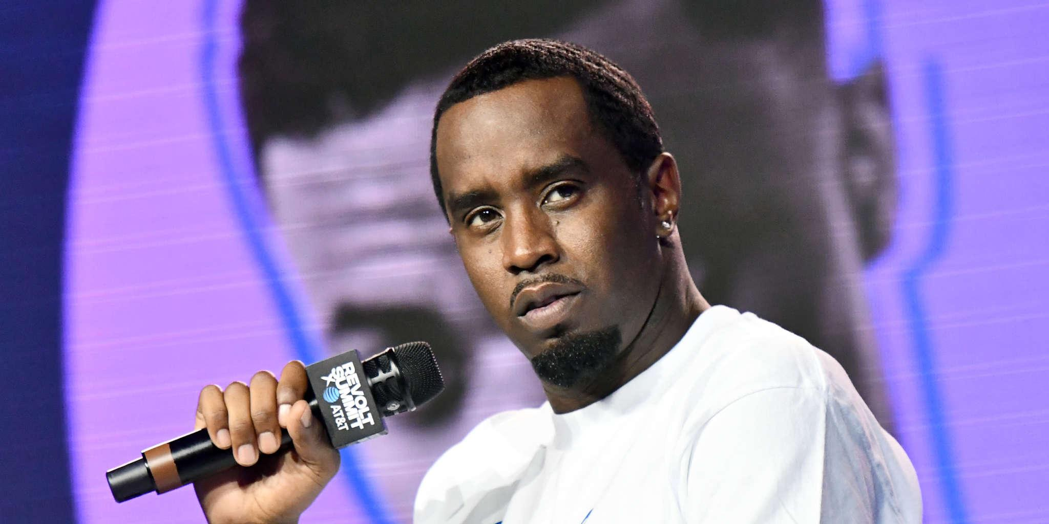 Diddy Addresses Portland's Protests - Check Out An Article Posted On Revolt TV