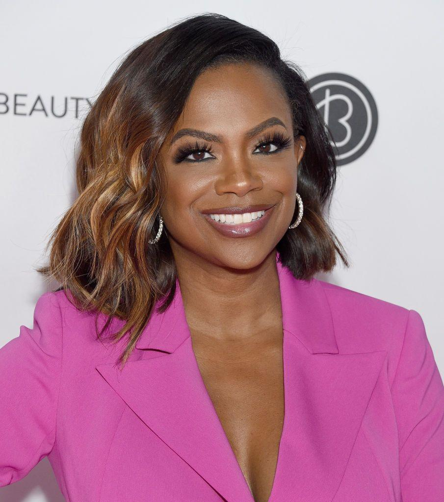 Kandi Burruss' Latest Look Drops Jaws And Fans Cannot Event Recognize Her With Blonde Hair - See The Bomb Photos
