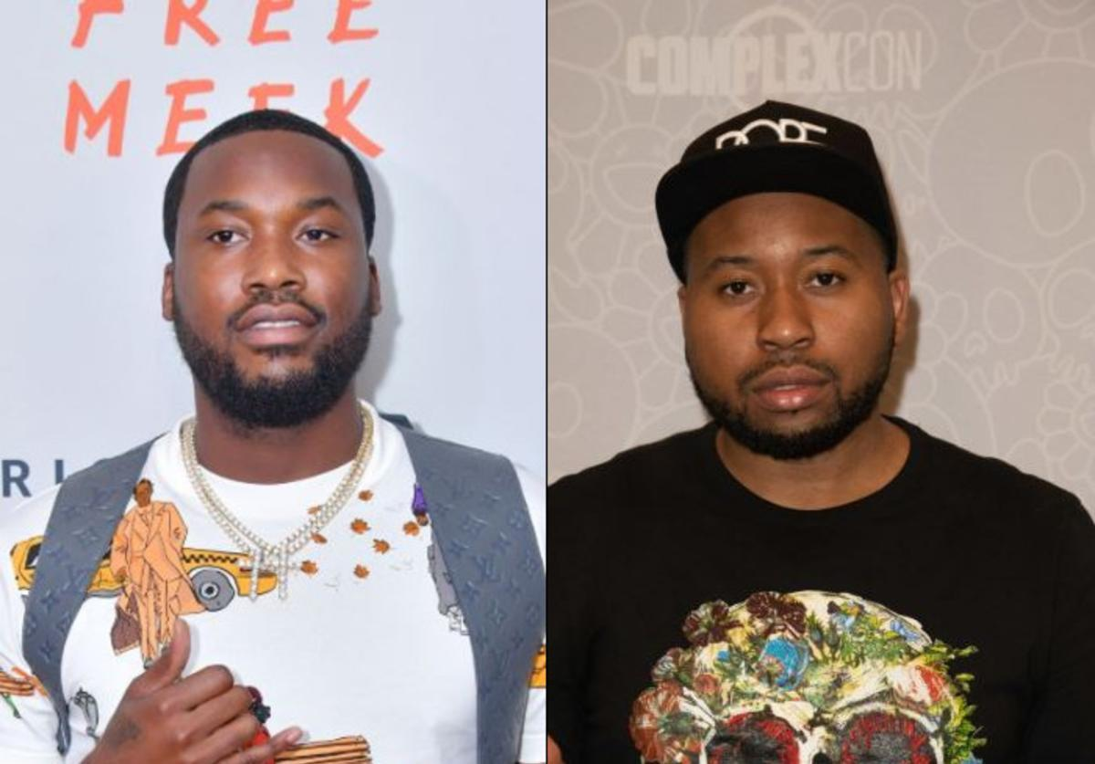 Meek Mill Has Some Words For DJ Akademiks