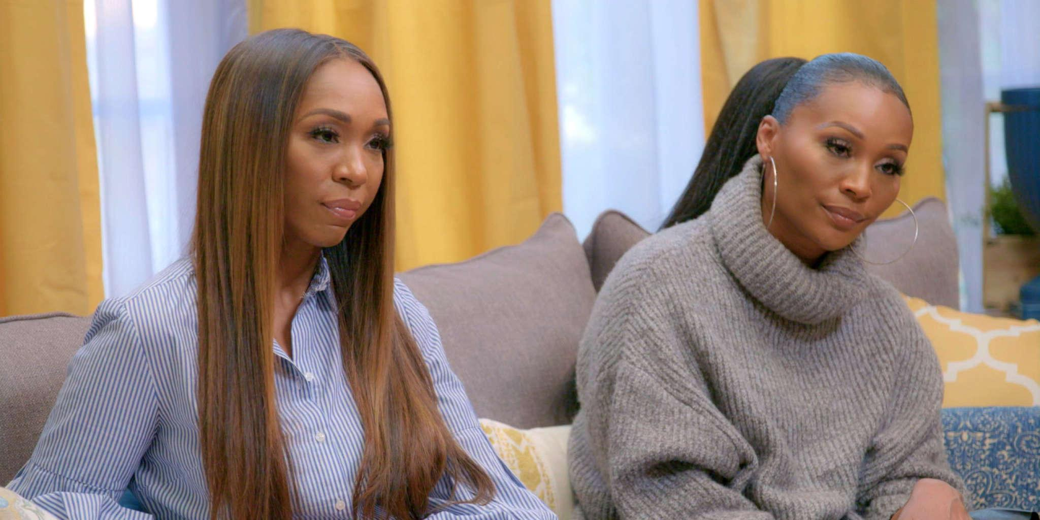Cynthia Bailey Is Praising Her Sister, Malorie Bailey, And Fans Are Here For Their Sisterhood