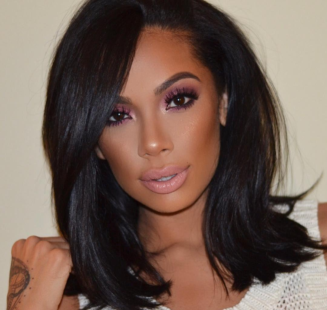 Erica Mena Looks Divine By The Pool In This Yellow Swimsuit - Check Out The Gorgeous Summer Thirst Trap She Shared