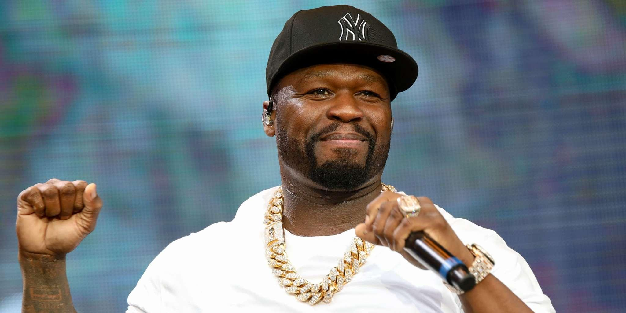 50 Cent Slams DJ Clue For Failing To Debut Pop Smoke's New Song On His Popular Show!
