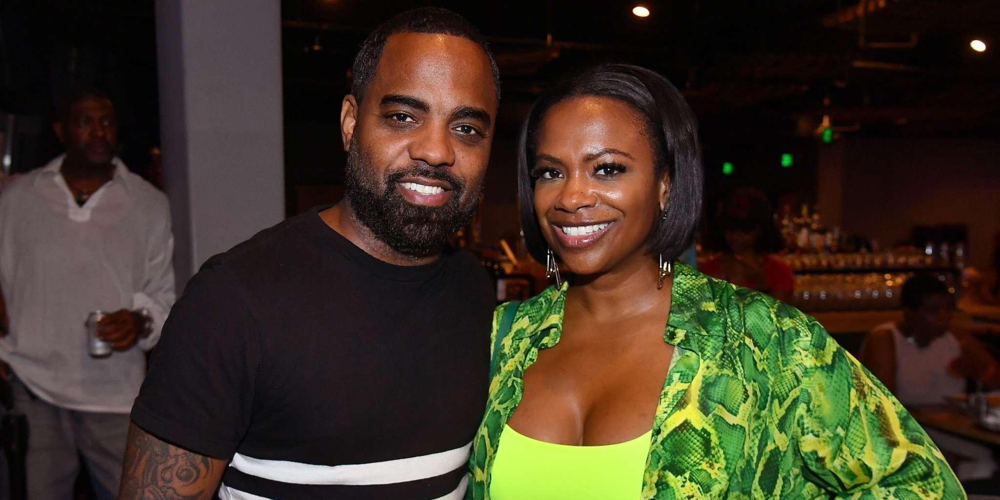 Kandi Burruss' Husband, Todd Tucker's Recent Photo Has Shamea Morton Sending Love
