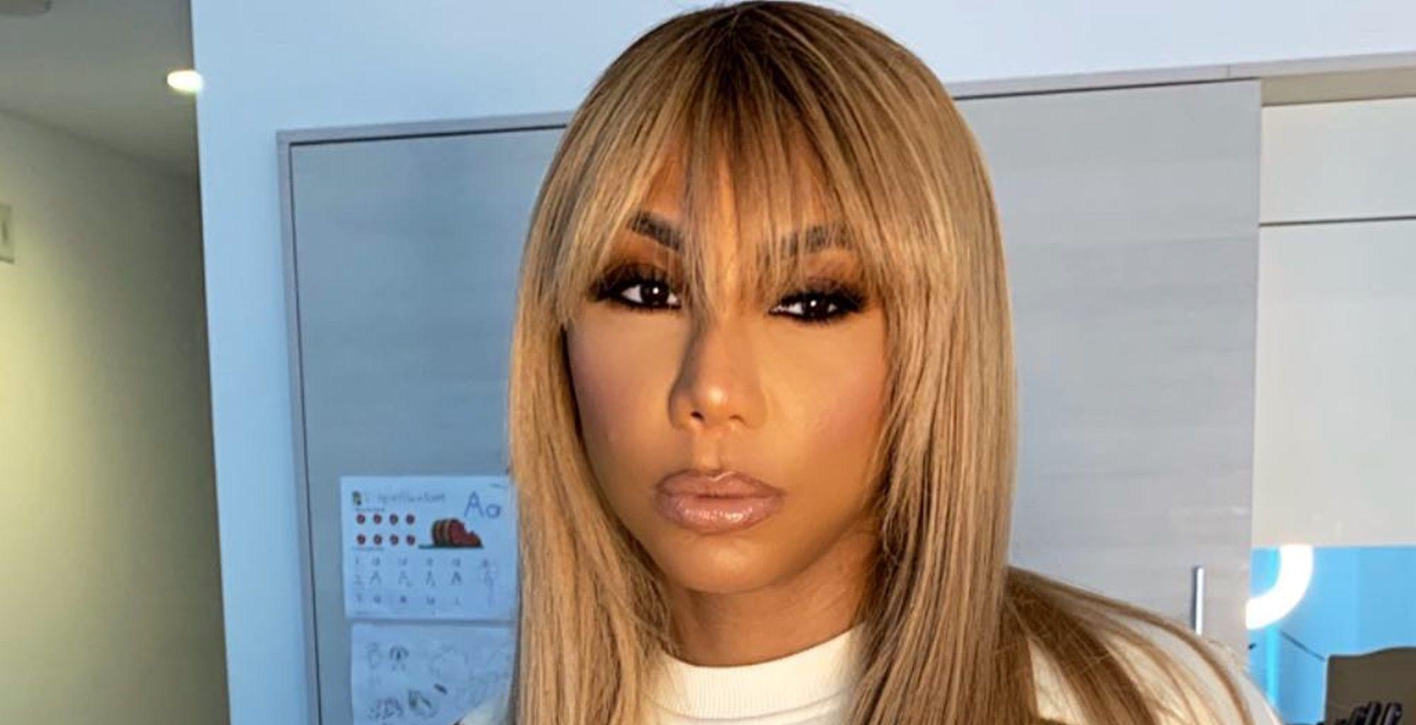 Tamar Braxton Offers Her Gratitude To Fans For Praising Her Hair Product