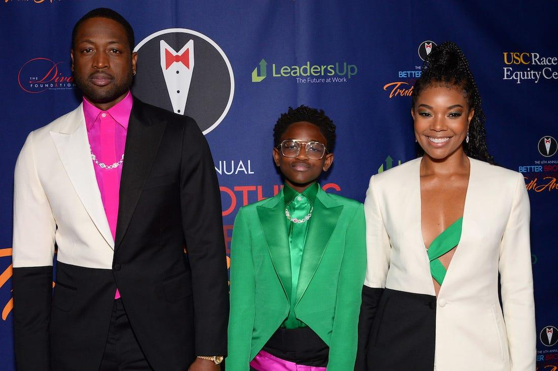Dwyane Wade Proudly Presented His Daughter, Zaya's First Professional Photo Shoot Before She Turned 13 Years Old!