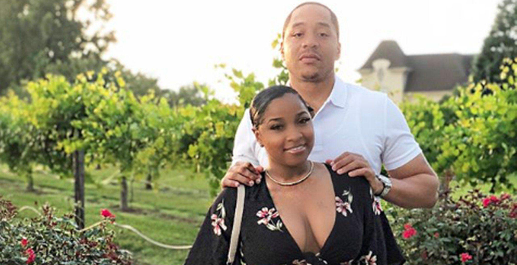 Toya Johnson Makes Fans Smile With These Photos Featuring Reign Rushing And Her Cousin