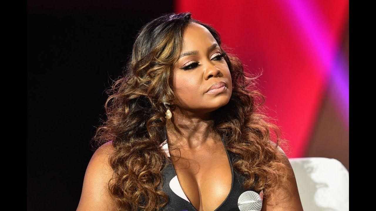 Phaedra Parks' Fans Tell Her She Was Their Favorite RHOA Star