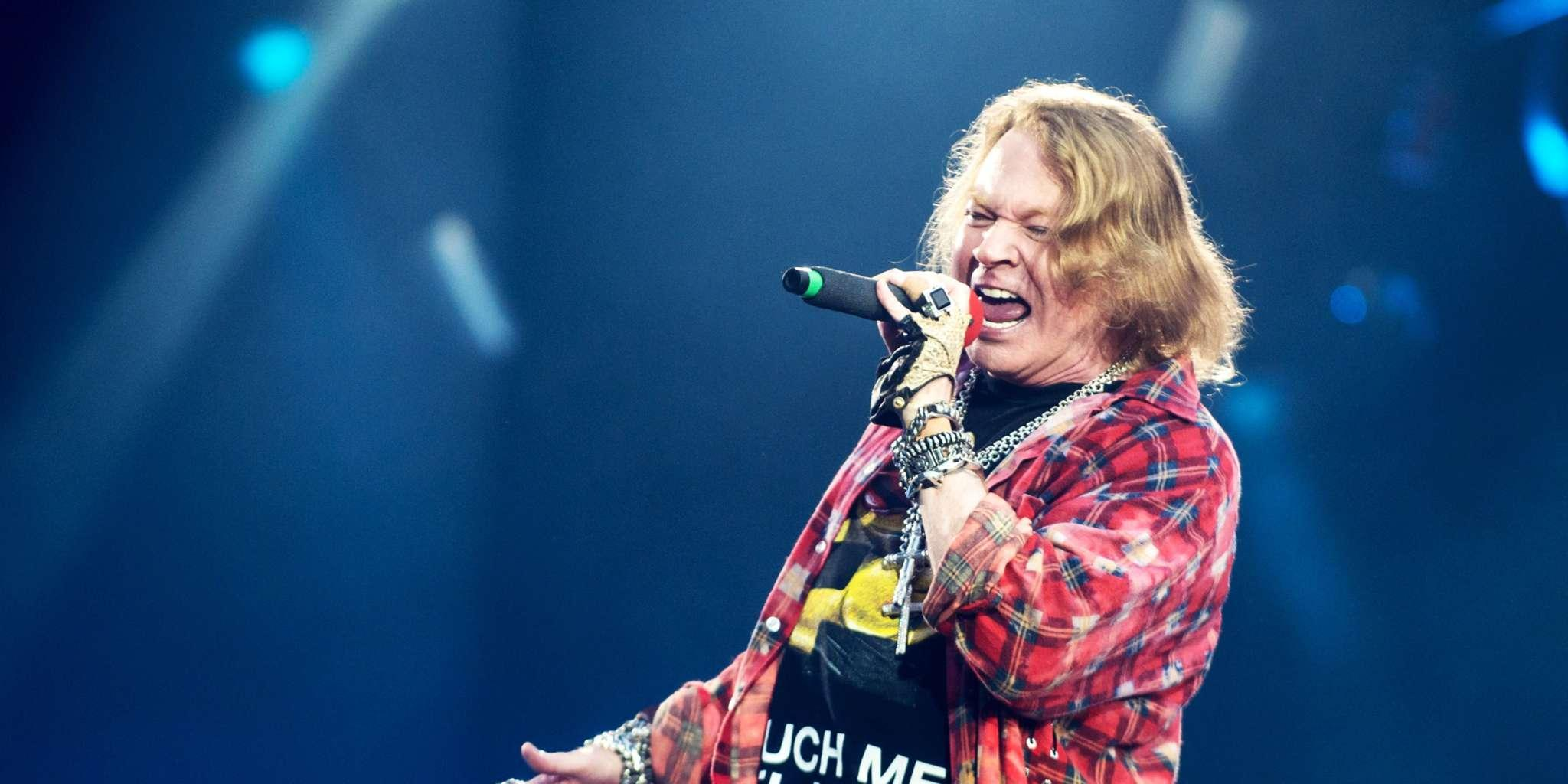 Axl Rose Slams 'Coward' Surgeon General Jerome Adams After He Refuses To Tell People To Avoid Large 4th Of July Gatherings Amid The Pandemic!