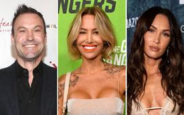 Brian Austin Green - Seeing Tina Louise Is Reportedly Helping Him 'Get Over' Megan Fox Divorce