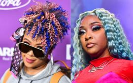 Da Brat And Jessica Dupart Have Been An Item For One Year -- See Sweet Anniversary Post