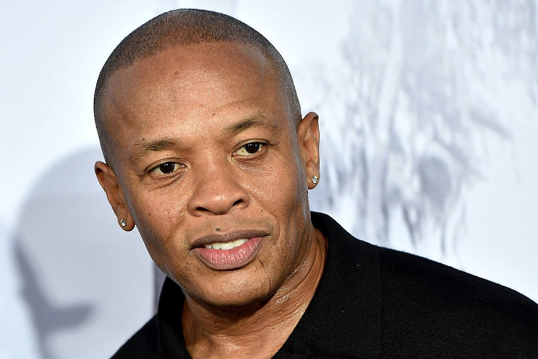 Dr. Dre's Wife Nicole Young Seen Walking Out Of Lawyer's Office In LA