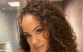 Evelyn Lozada Shares Scandalous Bathing Suit Photos That Have Young Men Trying To Stray Her From Her Religious Path
