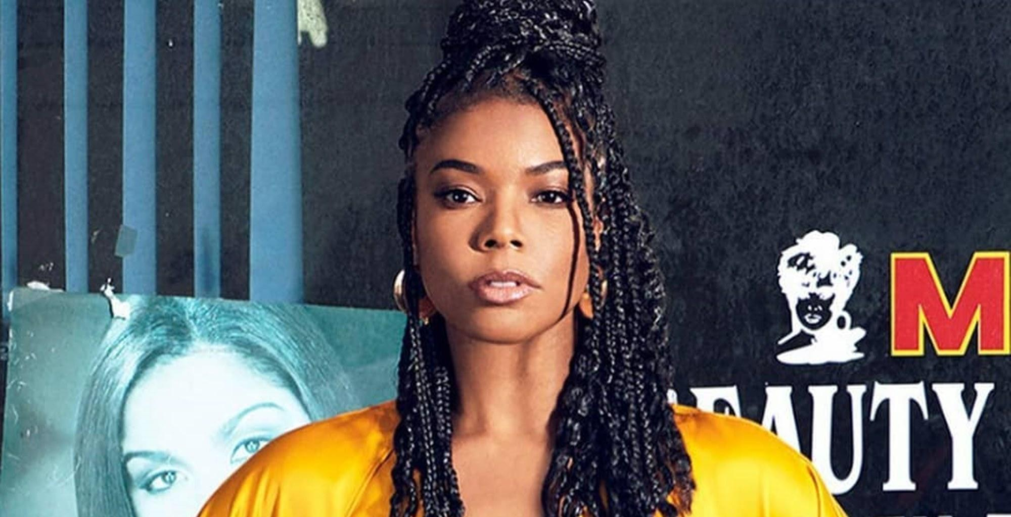 Gabrielle Union Turns Head In Stunning Black Bathing Suit Photos While Celebrating All That Is Rich And Beautiful About Little Haiti