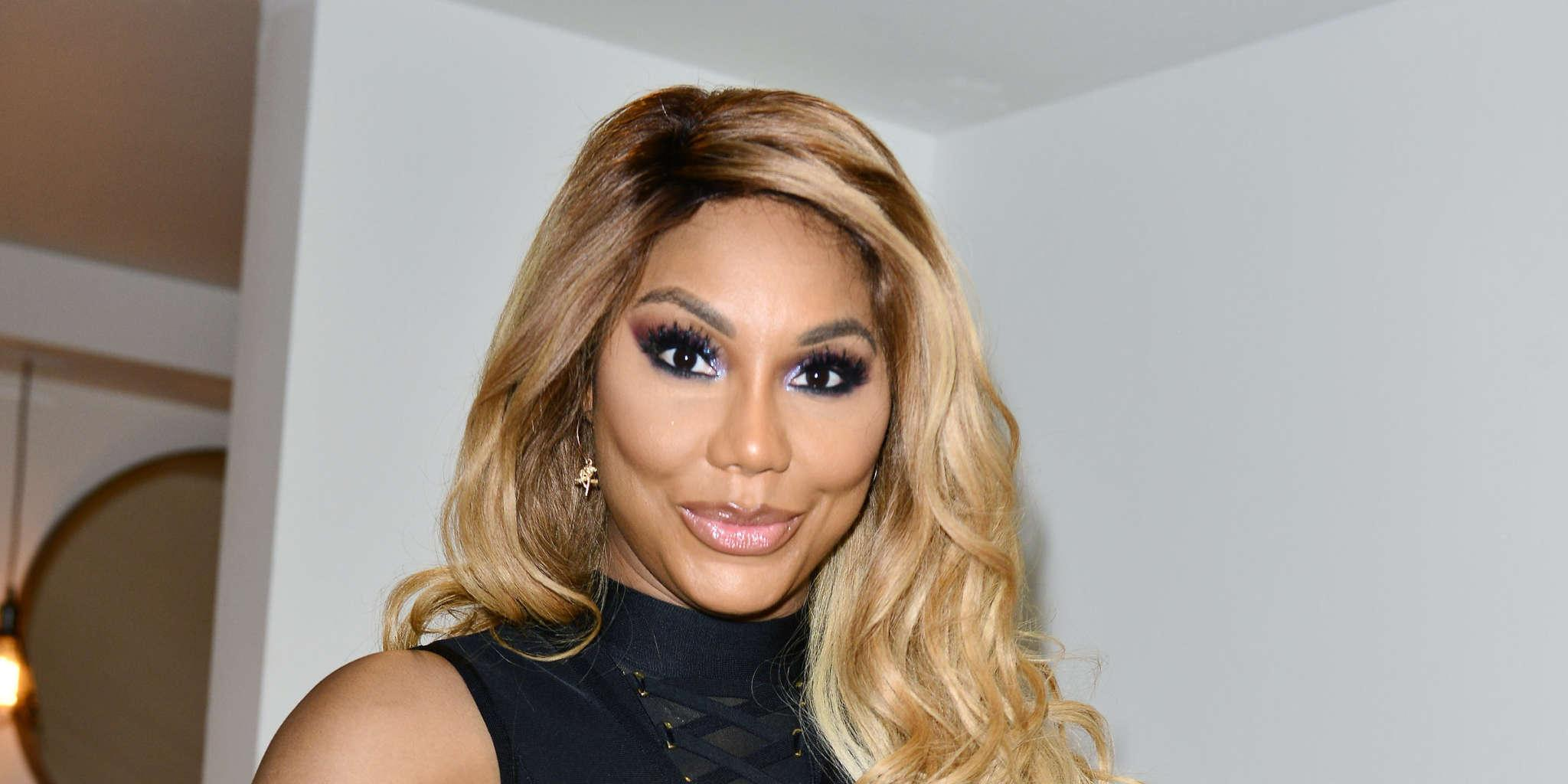 Tamar Braxton Is Grateful For Her Edges And Fans Admire Her