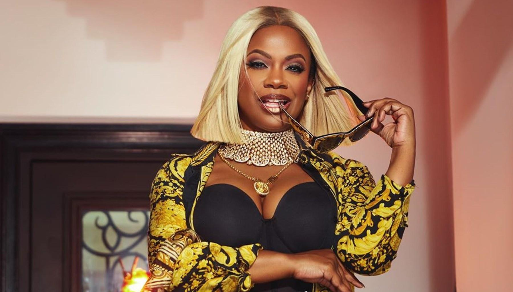 Kandi Burruss Is Unrecognizable In New Photos, The 'Real Housewives Of Atlanta' Star Drastically Changed Her Fashion For This Reason