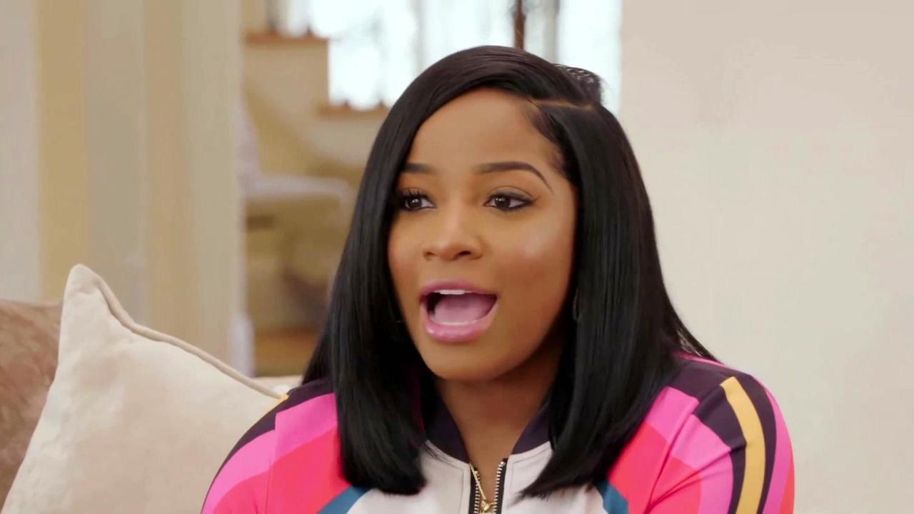 Toya Johnson's Daughter, Reginae Carter and Sister, Beedy Have An Exclusive Line Together