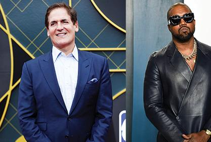 Mark Cuban Says He'd Take Kanye West As The President Over Donald Trump Any Day - Here's Why!