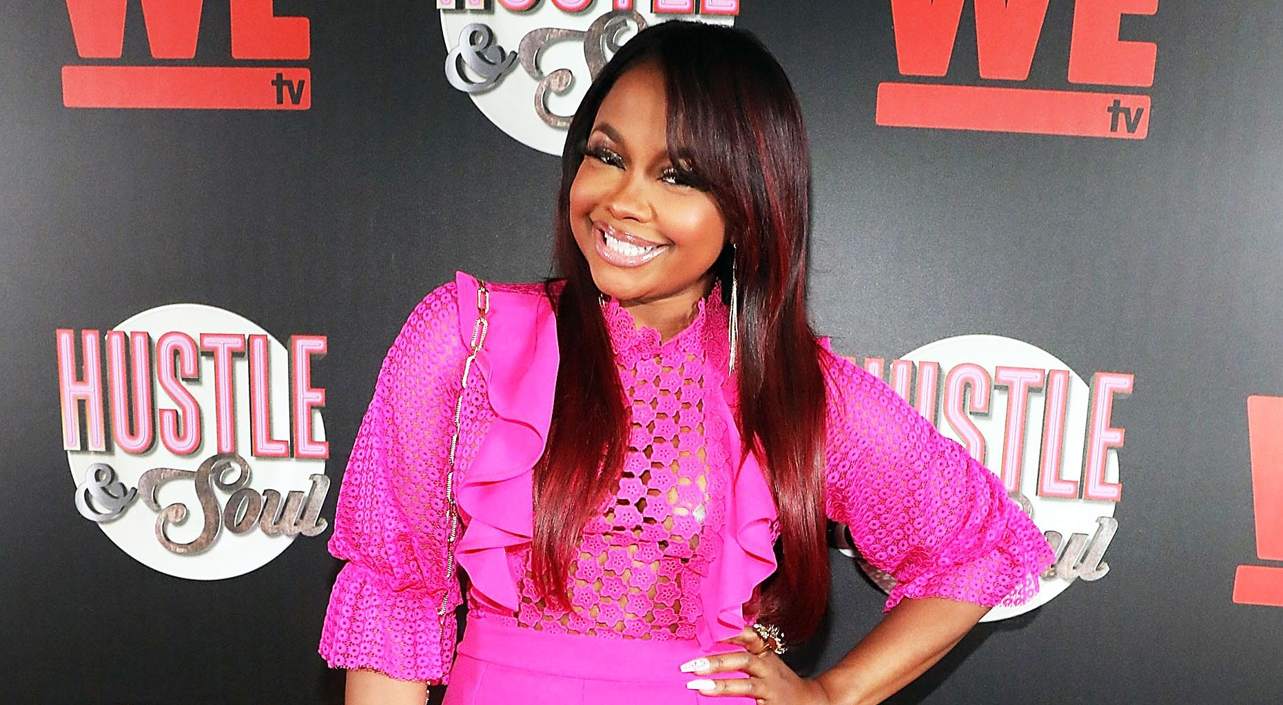 Phaedra Parks' Fans Want Her Back On RHOA To Replace NeNe Leakes