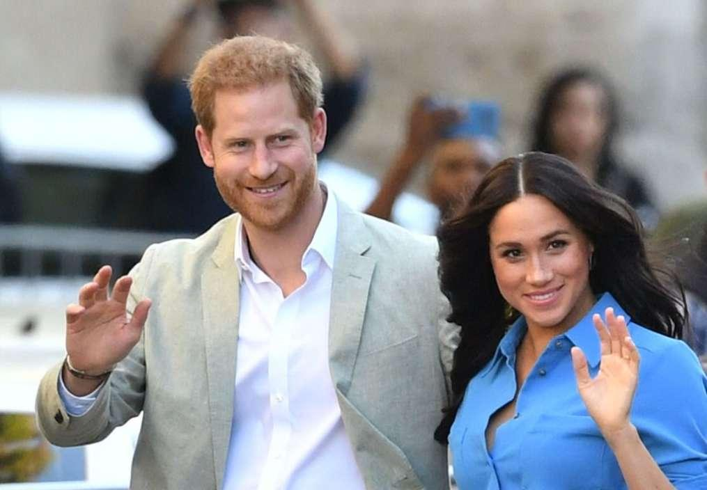 Meghan Markle And Prince Harry Deconstruct Their Sussex Royal Charity