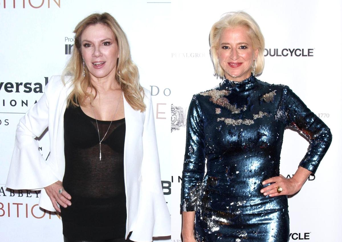 Dorinda Medley Outs Ramona Singer For Partying In Hamptons Where Attendee Tested Positive For Coronavirus