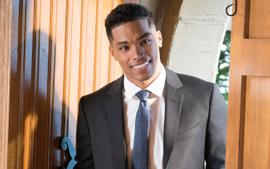 Rome Flynn Talks About The BLM Movement - Says There Needs To Be More 'Unity' Between Police And Protesters!