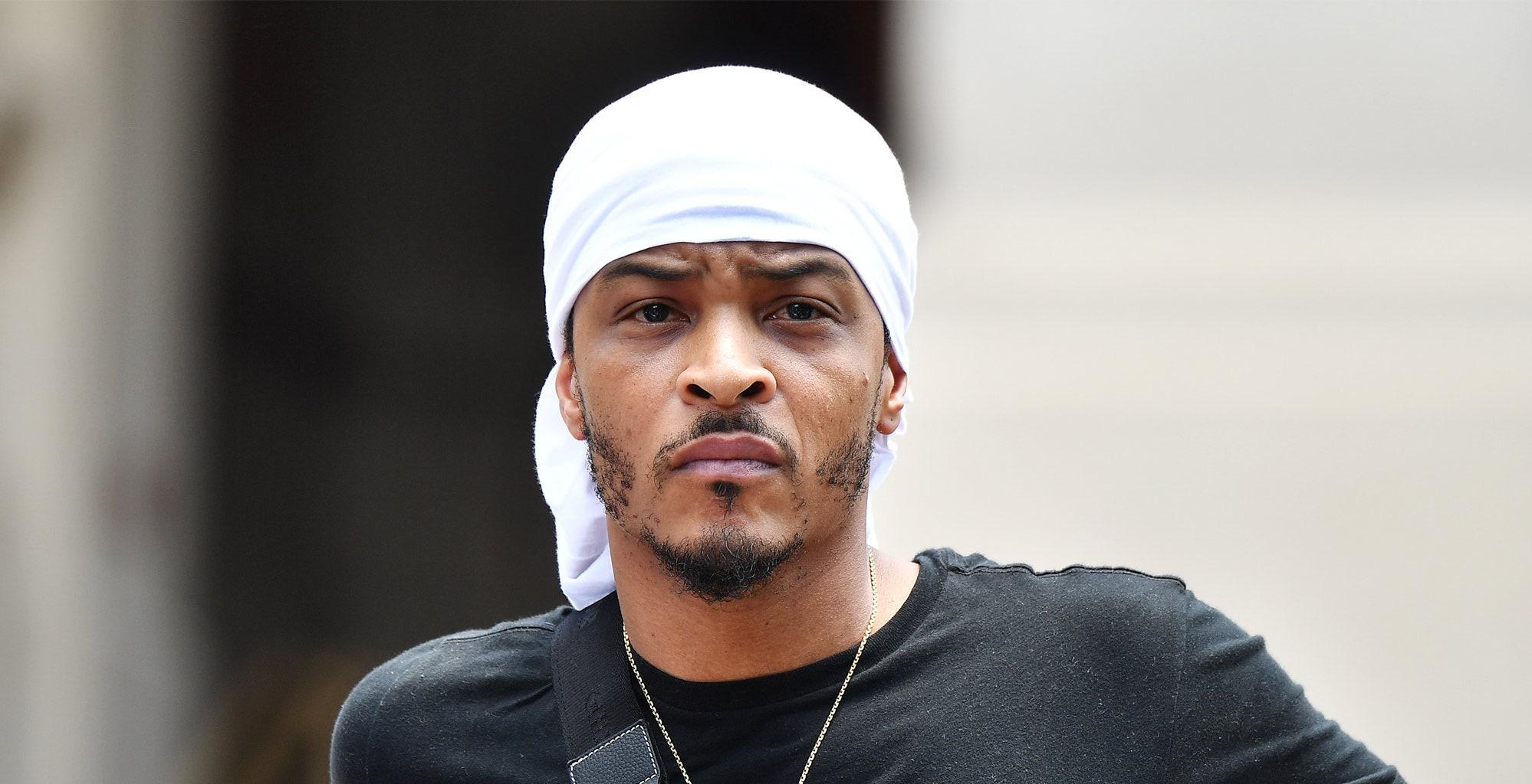T.I. Sparks An Intense Debate After Sharing This Video