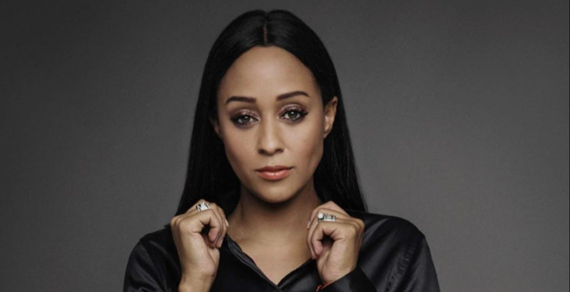 Tia Mowry Flaunts Her Stunning Beach Body In This Video As Part Of A Sweet Request