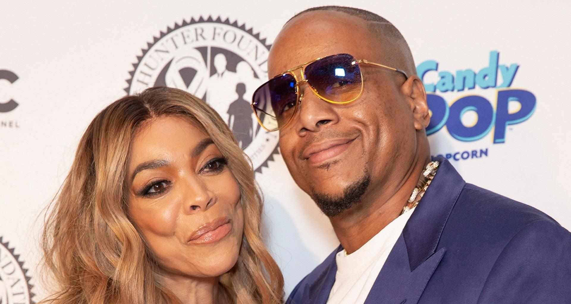 Kevin Hunter Allegedly Said This Is The Reason He Cheated On Wendy Williams From The Beginning Of Their Marriage