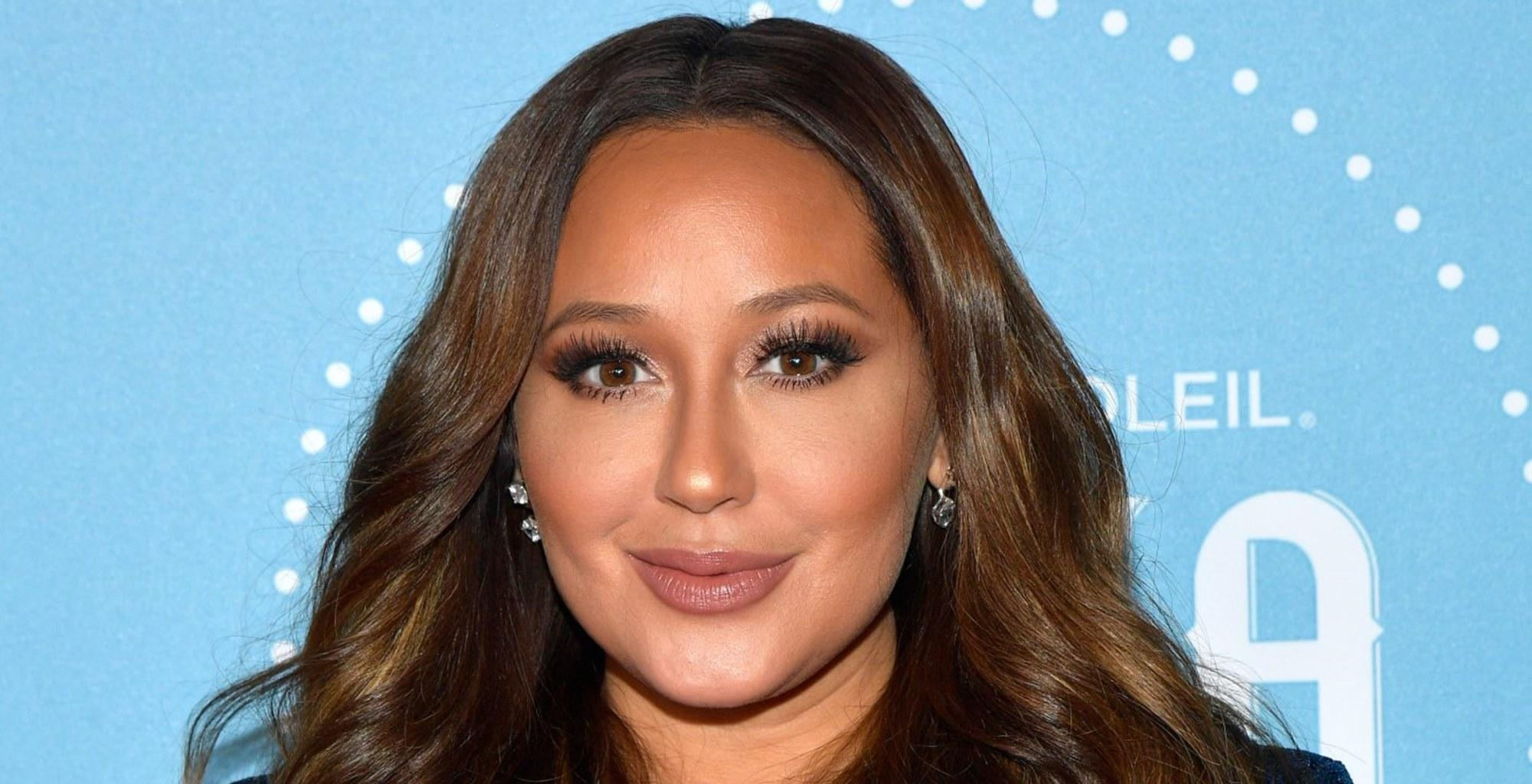 Adrienne Bailon Shares Bathing Suit Photos To Flaunt Dramatic Weight Loss