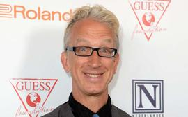 Andy Dick Claims He'll Testify Against Man Who Knocked Him Out Last Year