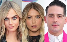 Ashley Benson And G-Eazy's New Romance Reportedly 'Progressed Quickly' Following Cara Delevingne Split - Here's Why!