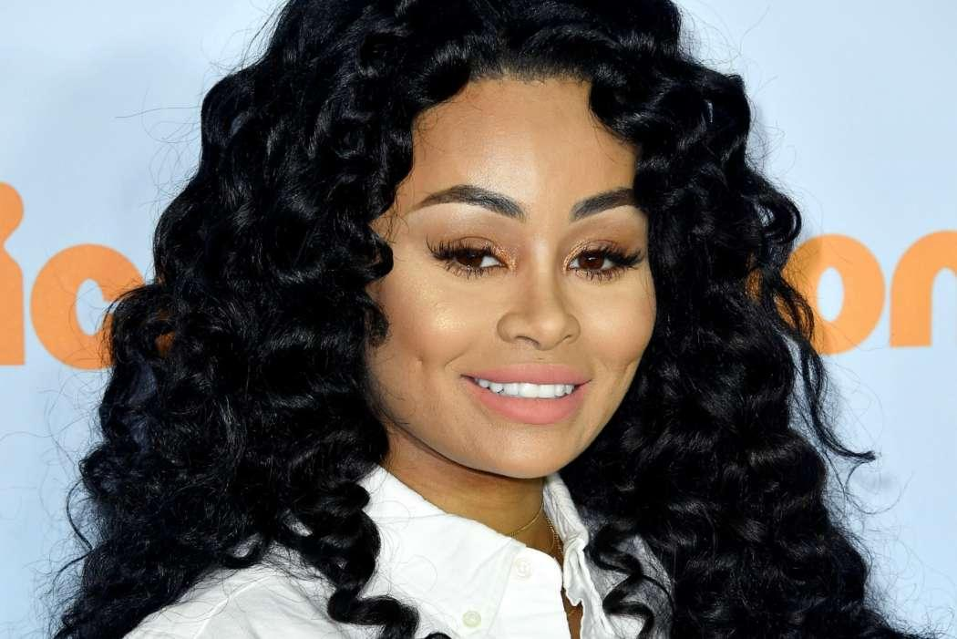 Blac Chyna Supports Kanye West After He Slams The Kar-Jenner Family