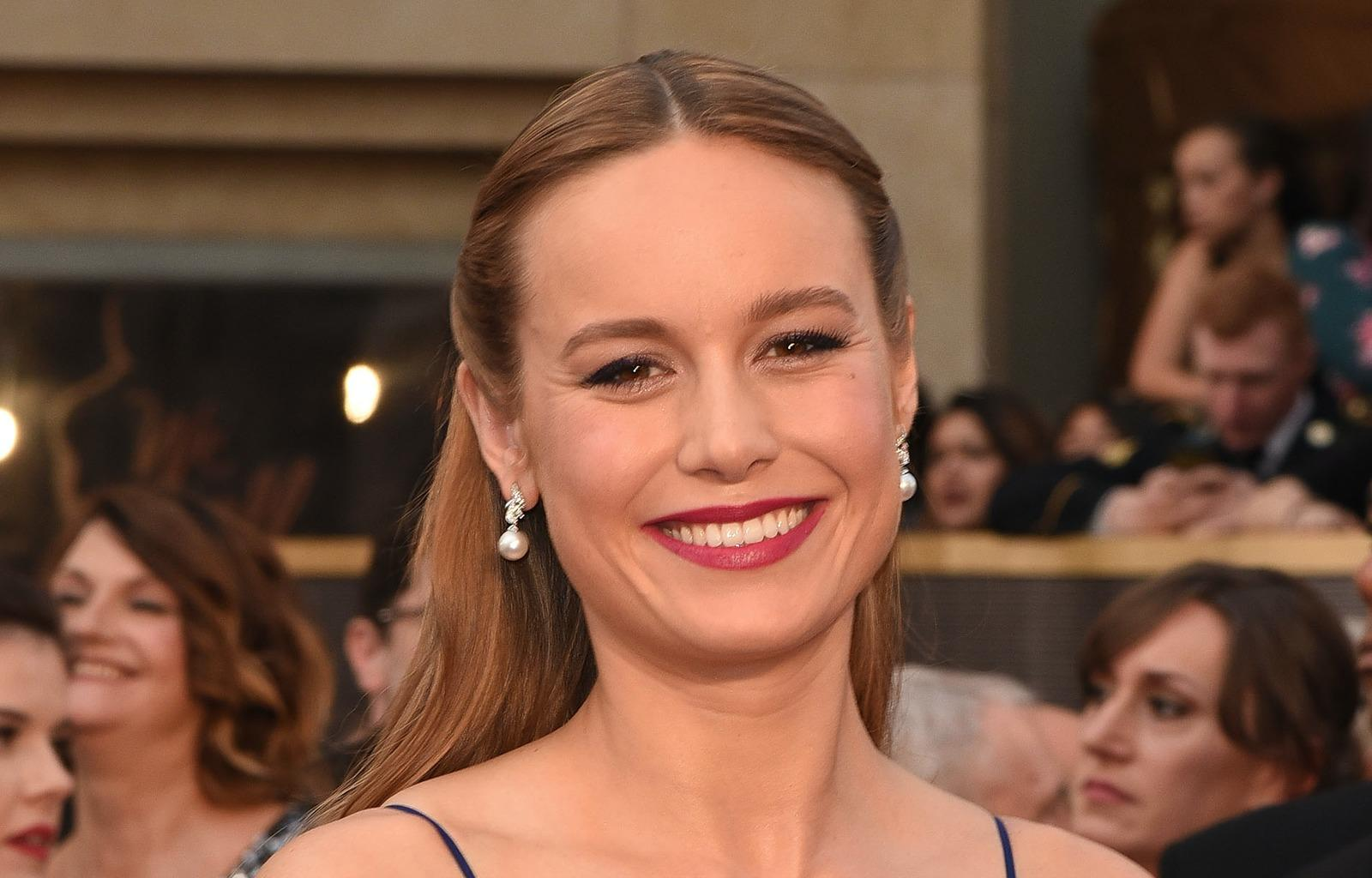 Brie Larson Gets Candid About Struggling With Social Anxiety On Her New YouTube Channel!
