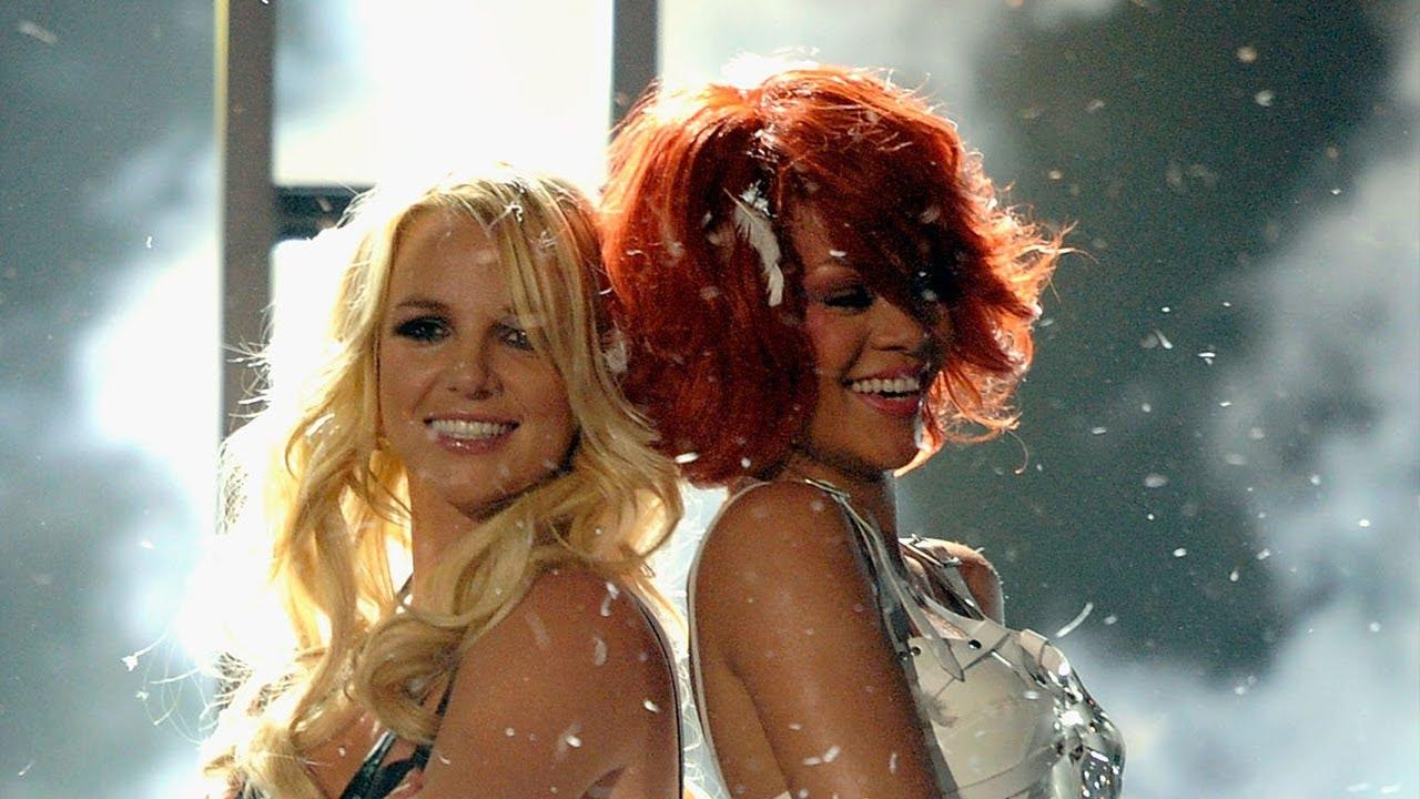 Britney Spears Dances To Rihanna's Music And Raves About Her In New Video!