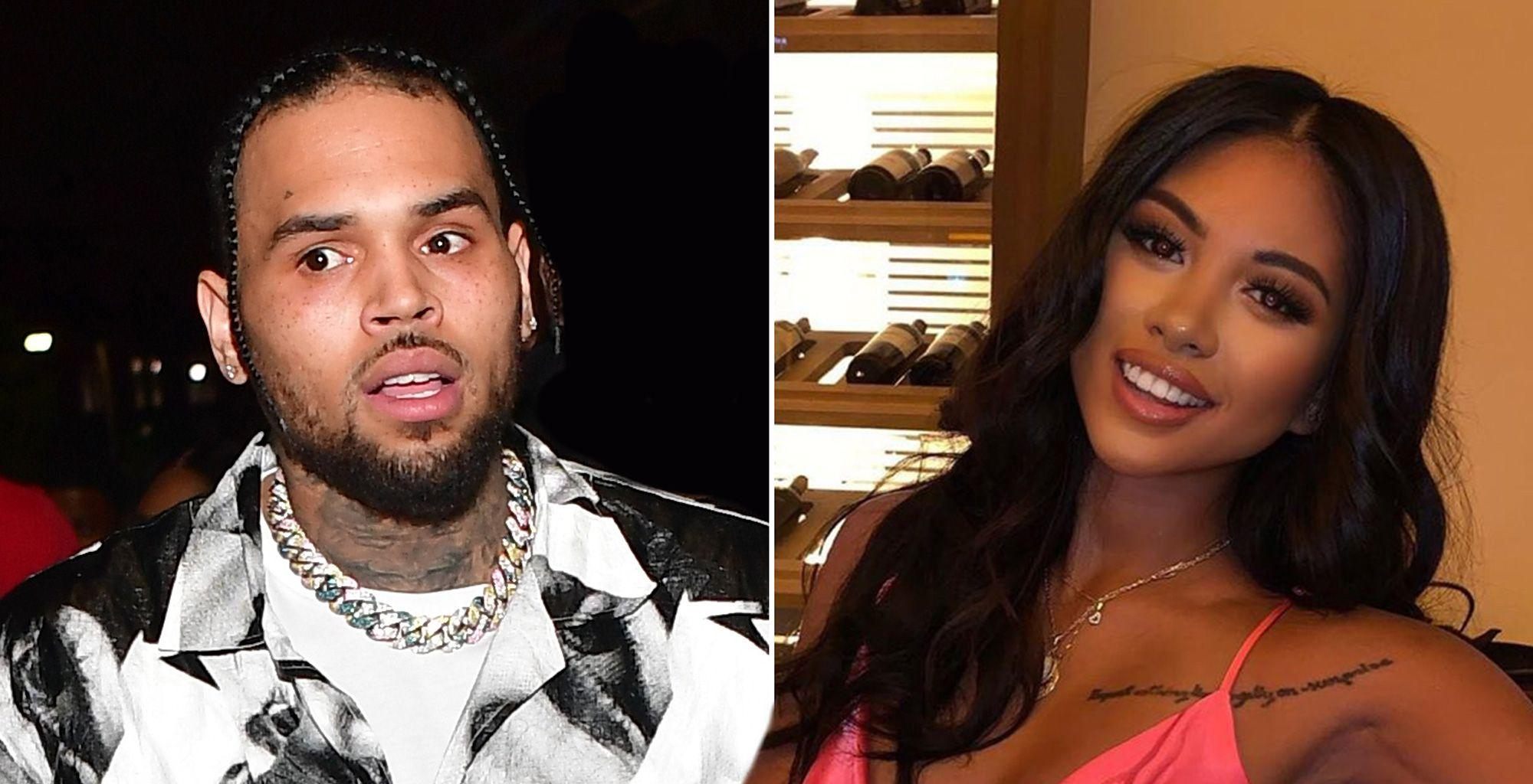Chris Brown And Ammika Harris No Longer Follow Each Other On Social Media - Here's Why!