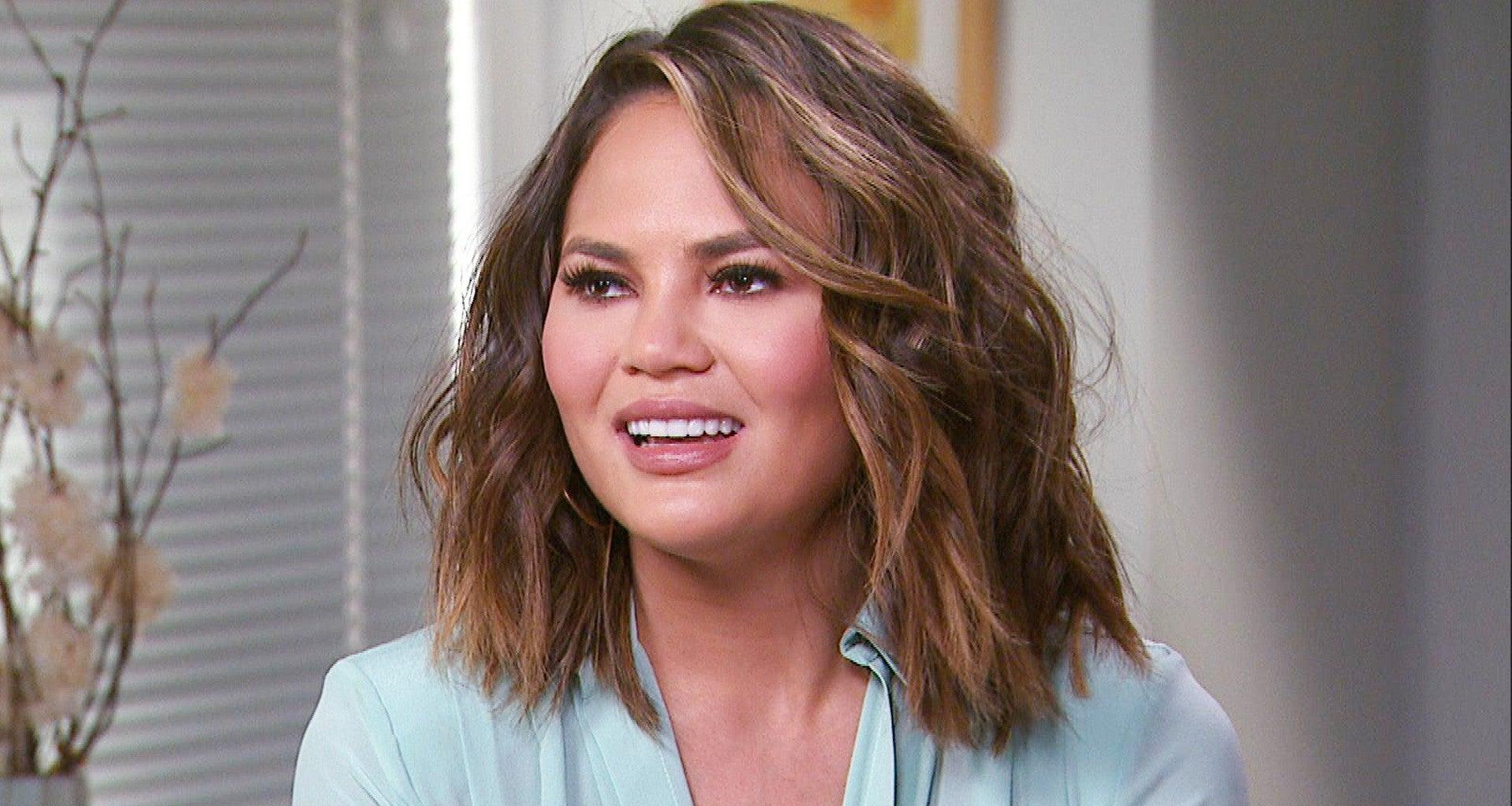 Chrissy Teigen Says She'll Be Back To The Plastic Surgeon To Make Her Chest Even Smaller After Removing Her Implants!